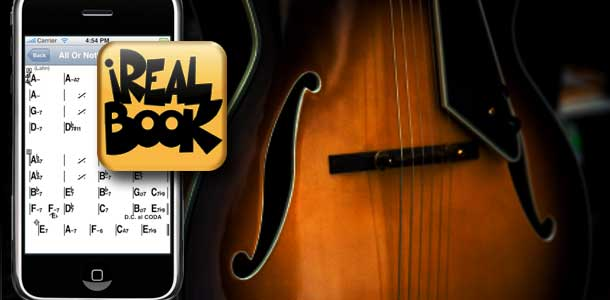 iRealBook for the iPhone