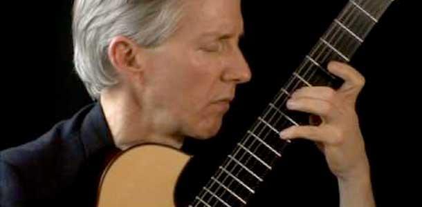 Jazz Guitarist, John Stowell
