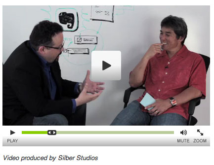 The Big Startup – Entrepreneur Video Series from Marc Silber and Guy Kawasaki