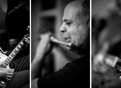 Jazz and Black & White Photography